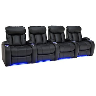 Home Theater Row Seating Of 4