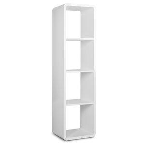 142 cm Bücherregal Dangin von All Home