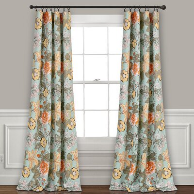 Green Curtains Amp Drapes You Ll Love In 2019 Wayfair