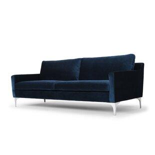 velour sofa wayfair