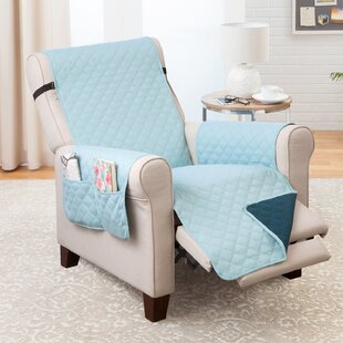 Exceptionnel Teal Chair Slipcover | Wayfair