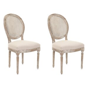 Alex Side Chair (Set of 2) by Safavieh