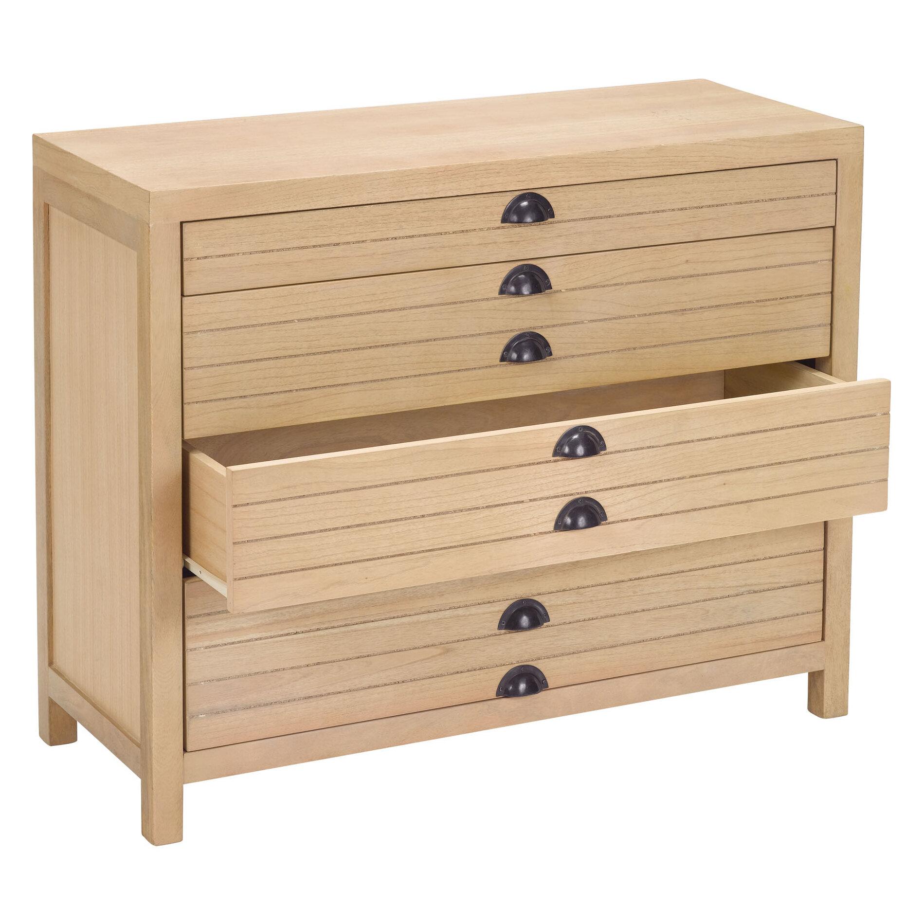 17 Stories Neve 4 Drawer Flat File Cabinet   Wayfair