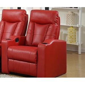 eugenia home theater left facing recliner