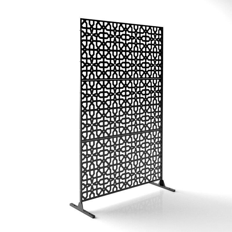 veradek 6 5 ft h x 4 ft w privacy screen \u0026 reviews wayfair Backyard Privacy Screens w privacy screen \u0026 reviews wayfair