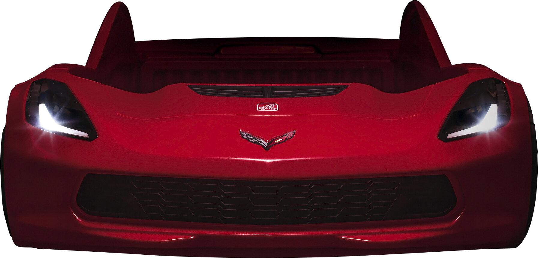 Perfect Step2 Corvette Twin Toddler Car Bed U0026 Reviews | Wayfair