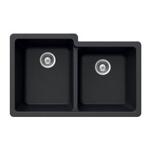 Exceptionnel Undermount 60/40 Kitchen Sinks | Wayfair