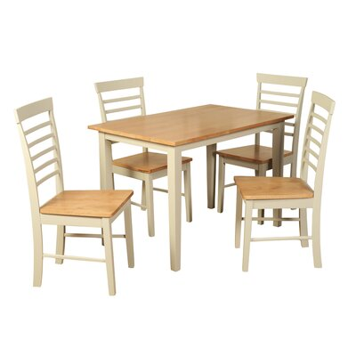 Spacesaver Table And Chairs Wayfair Co Uk