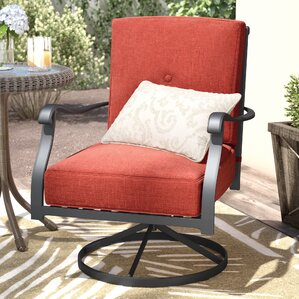Swivel Patio Dining Chairs Youll Love Wayfair