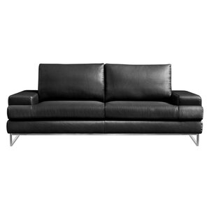 Lovely Angeline Leather Sofa