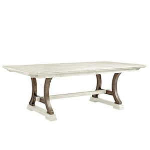 Blackburn Extendable Dining Table by Rosecliff Heights