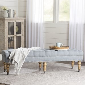 White Bedroom Bench bedroom benches you'll love | wayfair