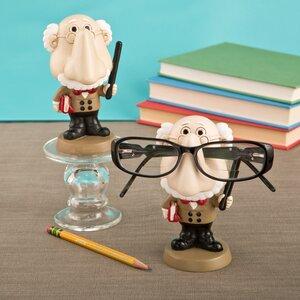 "5"" Teacher Eyeglass Holder"