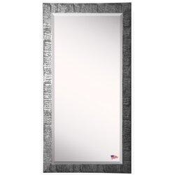 Tall Wall Mirror world menagerie denver tall wall mirror & reviews | wayfair