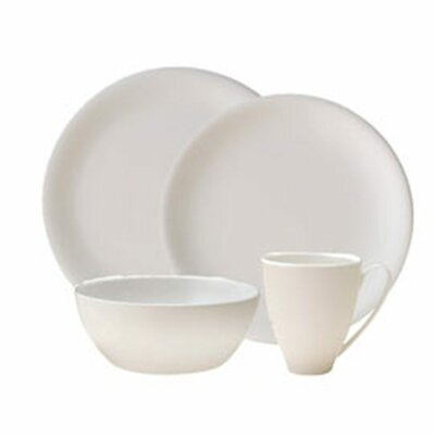 China by Denby Bone China 4 Piece Place Setting Service for 1  sc 1 st  Wayfair & Denby Peveril 4 Piece Place Setting Service for 1 | Wayfair