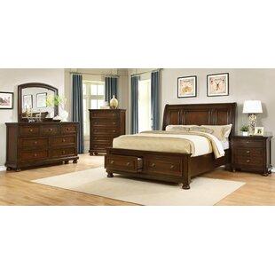 5 pc bedroom set wayfair rh wayfair com black lacquer bed in bedroom white lacquer bedroom - Wayfair Bedroom Sets