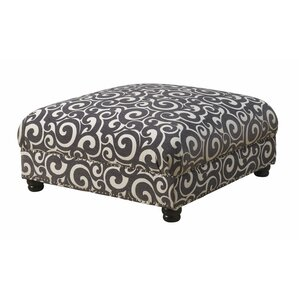Hendrix Cocktail Ottoman by Willa Arlo Interiors