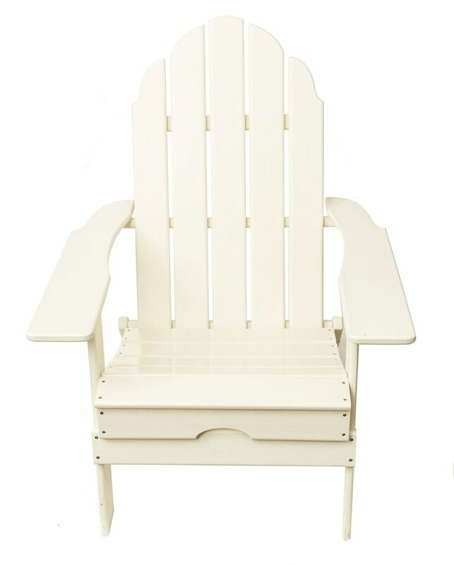 Quinault Recycled Plastic Poly Adirondack Chair Part 79