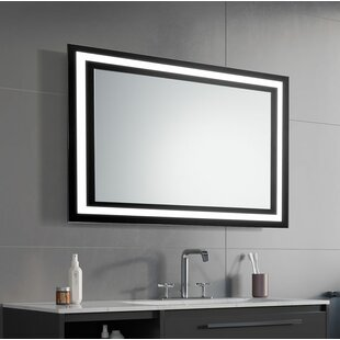 Beau Vitrum Bathroom Mirror ...