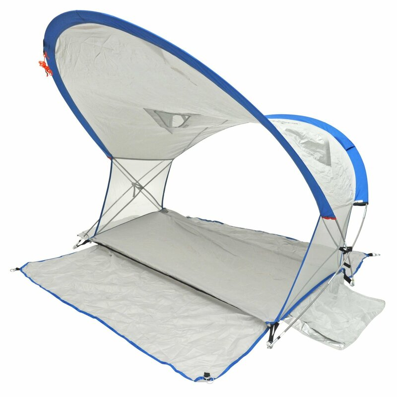 Deluxe 360 View Aerodynamic 2 Person Tent with Carry Bag  sc 1 st  Wayfair & Shadezilla Deluxe 360 View Aerodynamic 2 Person Tent with Carry ...