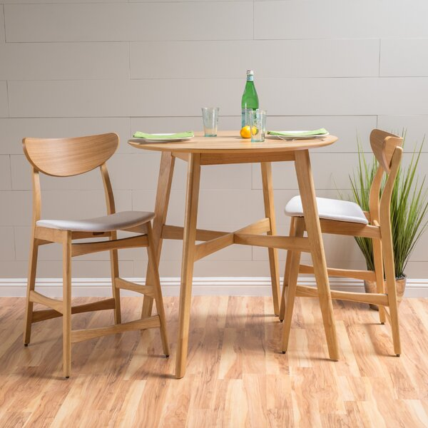 Langley Street Denver Dining Set U0026 Reviews | Wayfair