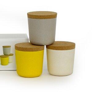 Storage Jars Set (Set Of 3)