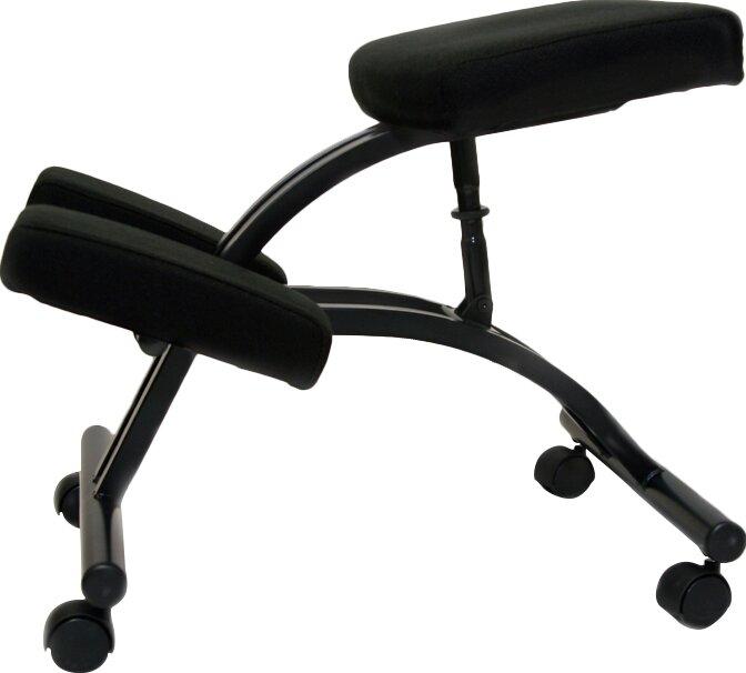 Jobri Standard Height Adjustable Kneeling Chair