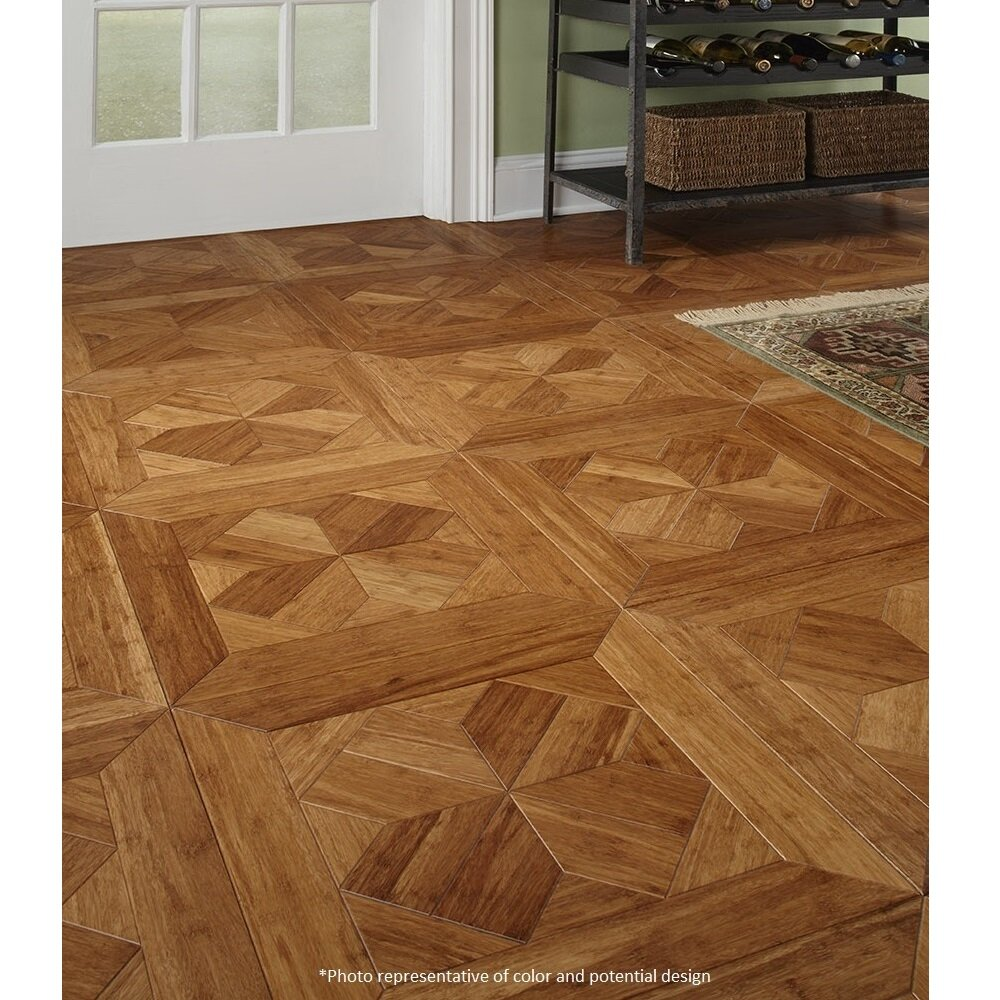 hardwood flooring kitchen islander flooring 15 75 quot engineered bamboo wood parquet 1575