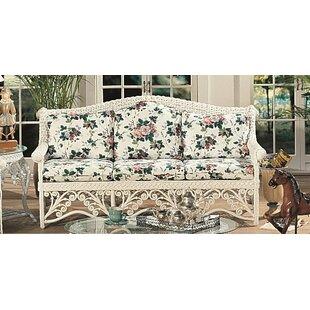 Superior Mathys Floral Sofa