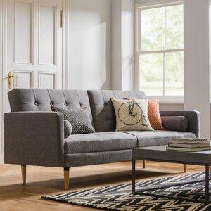 Gaius 3 Seater Sofa Bed