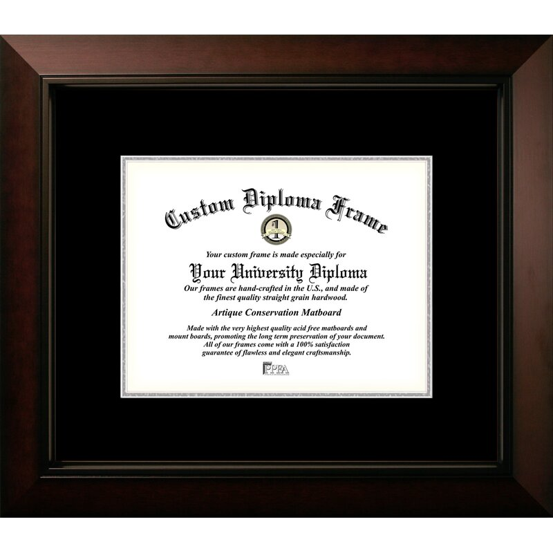 Campus Images Legacy Mats Picture Frame Wayfair