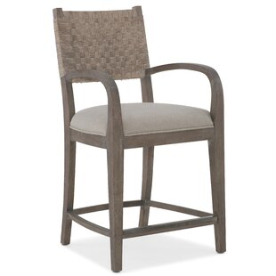 Carmel Miramar Counter Adjustable Height Bar Stool