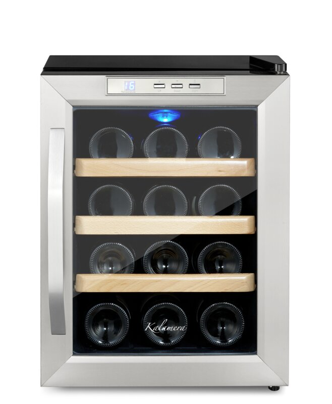12 Bottle Wine Fridge Part - 42: Default_name