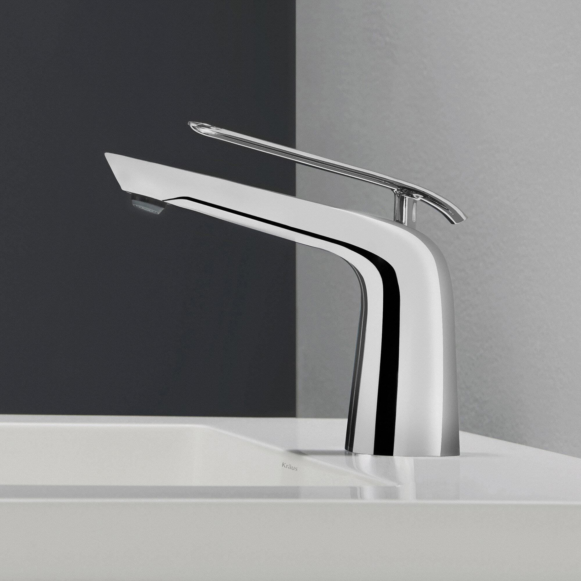 Kraus Seda Single Hole Bathroom Faucet & Reviews | Wayfair