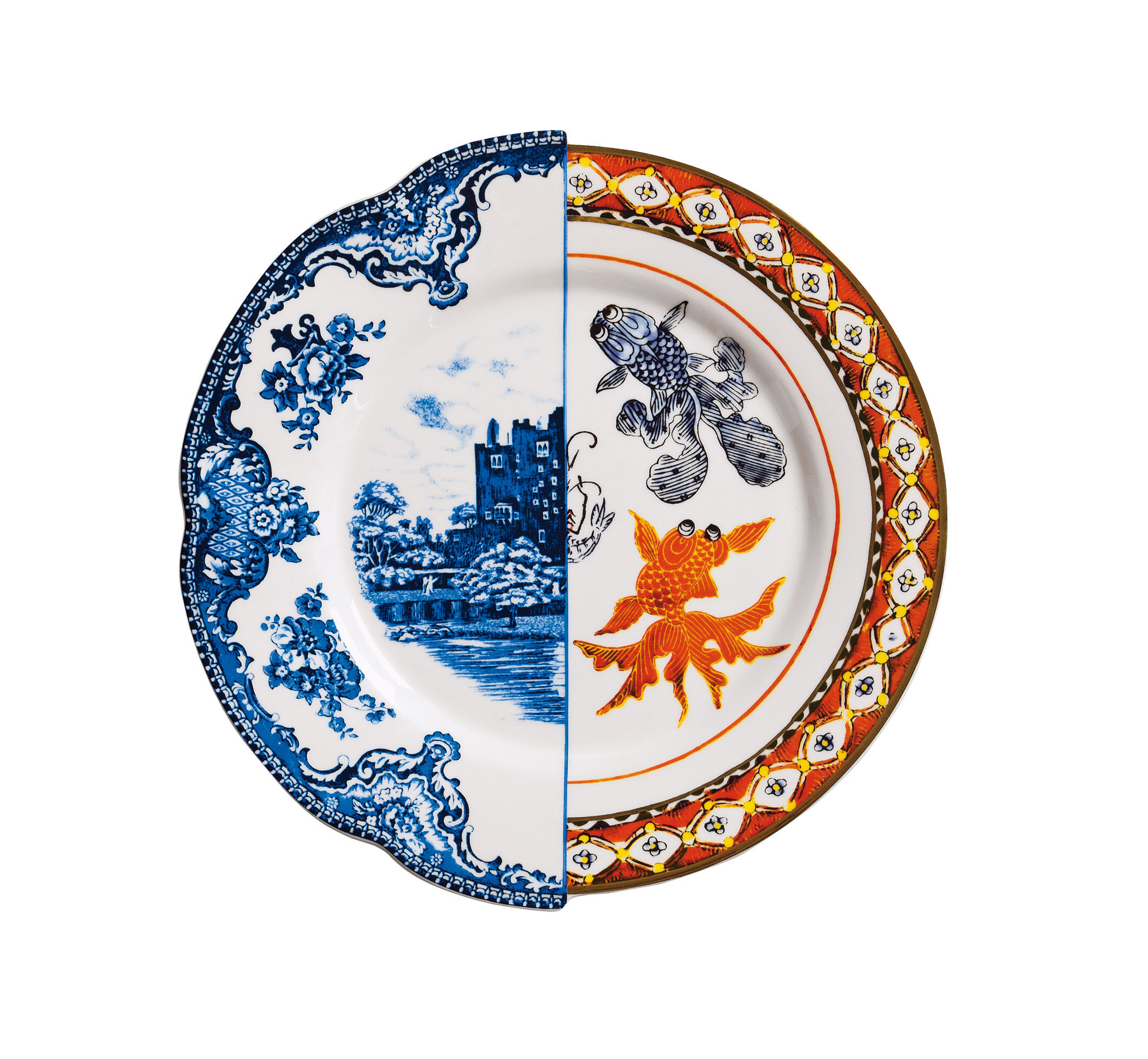 sc 1 st  Wayfair : white porcelain dinner plates - pezcame.com