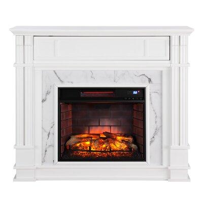 Extra Tall Electric Fireplace Wayfair