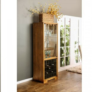 Bakelaar Wooden Bar with Wine Storage