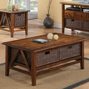 Wellington Coffee Table by Loo..