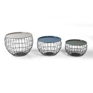 3-tlg. Couchtisch-Set La Costa von KARE Design