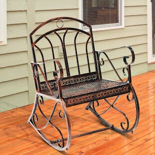 Vintage Style Rocking Chair