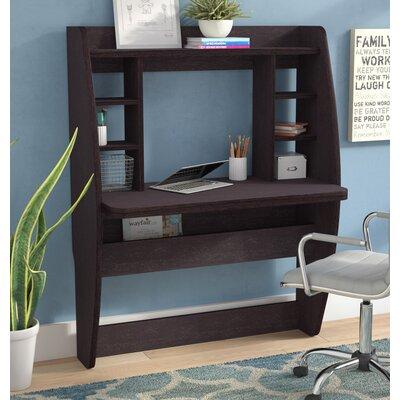 floating desks you 39 ll love wayfair. Black Bedroom Furniture Sets. Home Design Ideas