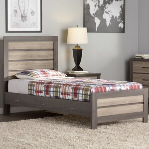 Lawson Panel Bed by Andover Mills