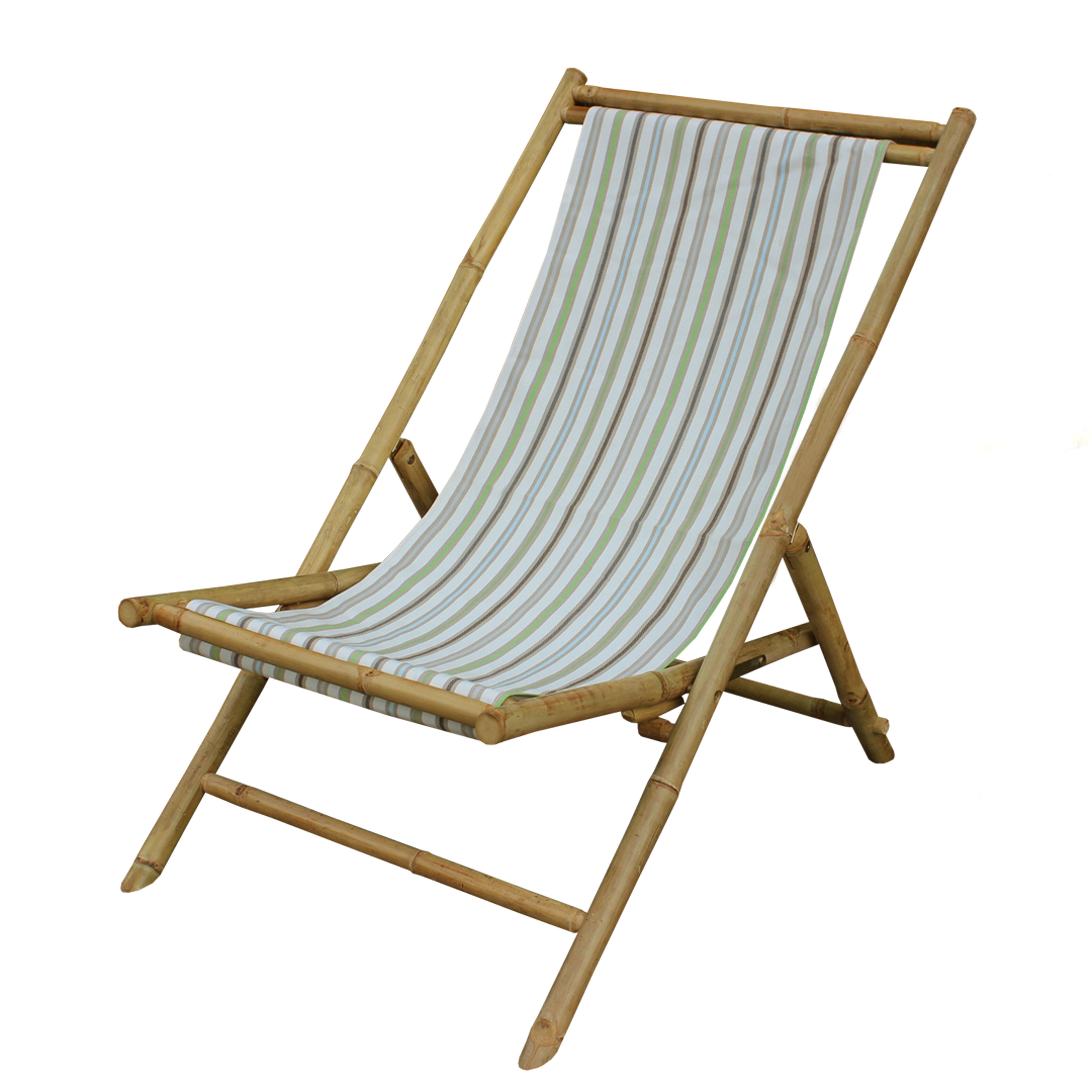 Sling Folding Beach Chair & Reviews