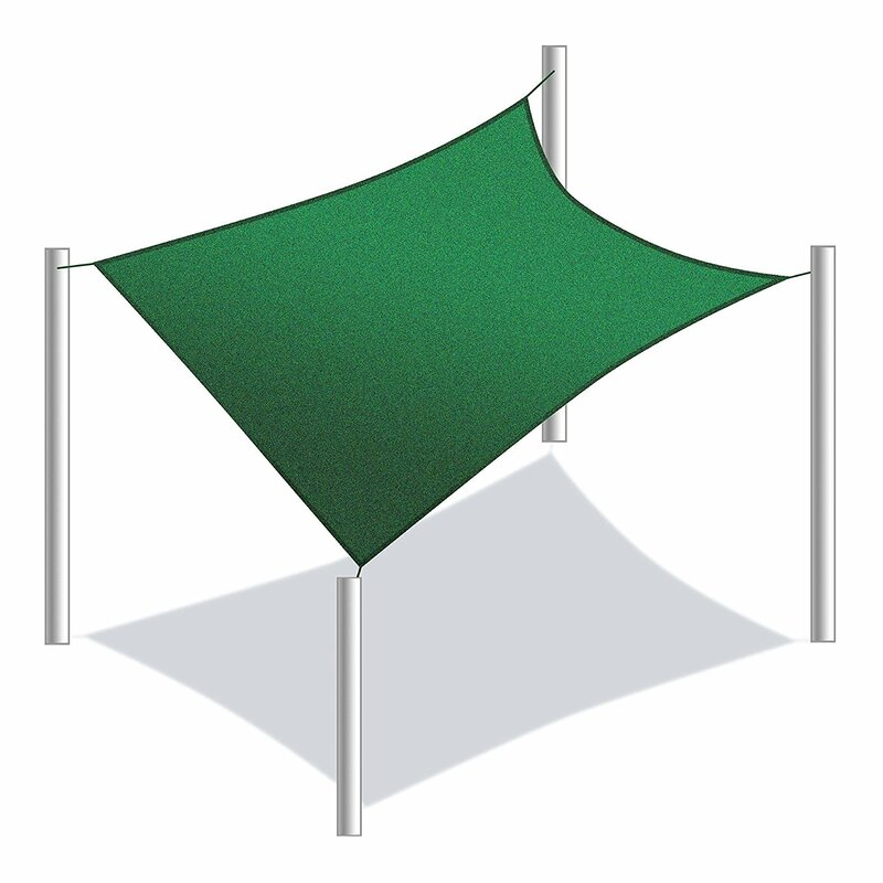 ALEKO 18ft. x 18ft. Shade Sail