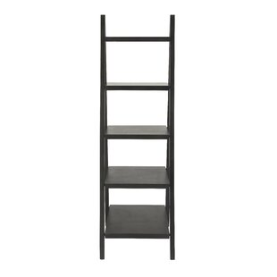 Over Toilet Ladder Shelf