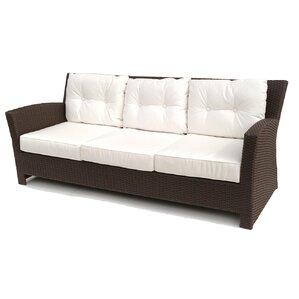 Indoor Sunbrella Fabric Sofa | Wayfair