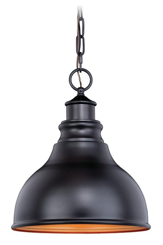 Lavardin 1 Light Outdoor Hanging Lantern