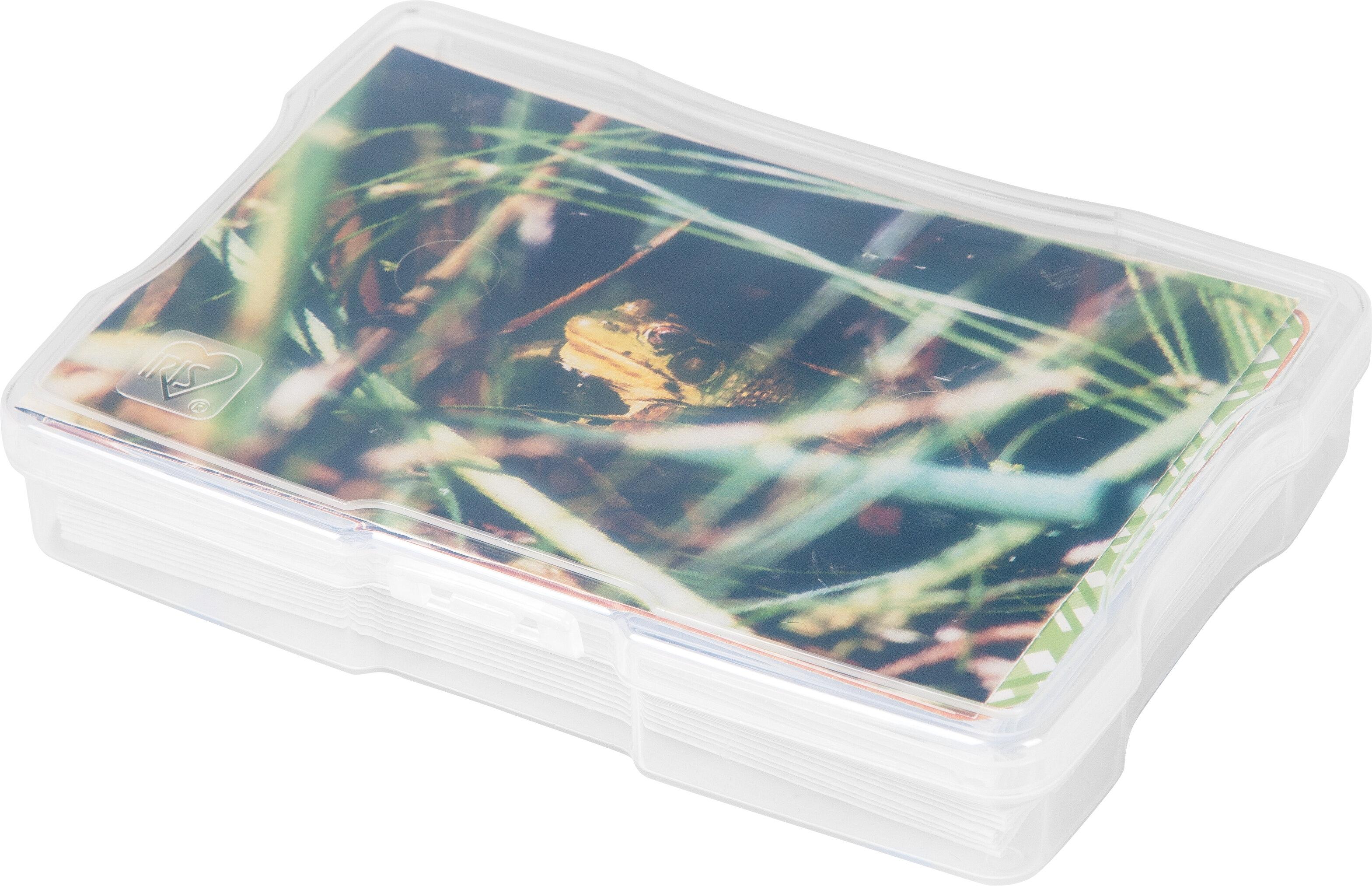 sc 1 st  Wayfair & IRIS 4x6 Photo Storage and Craft Case u0026 Reviews | Wayfair