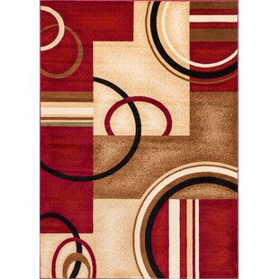Brown Tan Red Area Rugs You Ll Love Wayfair