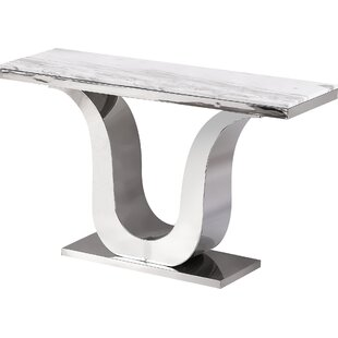 Delicieux Manningtree Marble Console Table